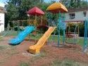 Skm iron & fibre play equipment