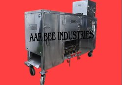 Conveyor Type Semi Automatic Chapati Making Machine, Capacity: 1000 Per Hour