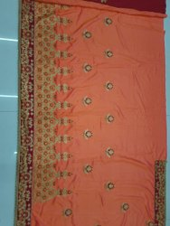 Full Embroidered Saree