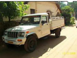 Mahindra Bolero Pickup Transport Services