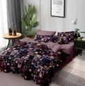 Glace cotton bedsheets fabric in Panipat