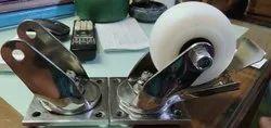Stainless Steel Caster Wheel