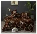 Double Bedsheets Printed Cotton 3D