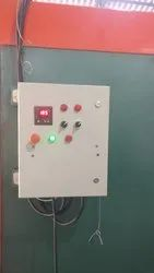 Powder Coating Oven Electric Panel Board, Automation Grade: Manual