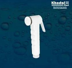 KHODAL White Ptmt Health Faucet