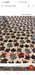Brown Polypropylene Wall to Wall design High quality Carpets, For Hotel, Size/Dimension: 4 Mtrs X 25 Mtrs