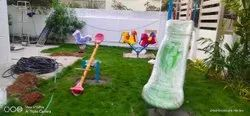 Play Equipment Set Of 4 Items
