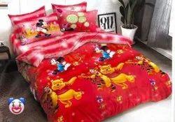Kids printed bedsheets in Panipat