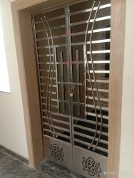 Stainless Steel Safety Gate