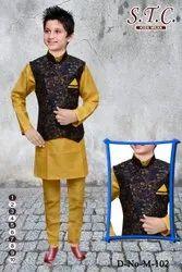 Kids Stylish Ethnic Indosuit