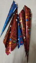 Red Empty Mehandi Cones
