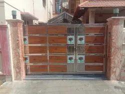 Stainless Steel Sliding Gates