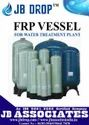 FRP VESSEL FOR 1000 LPH