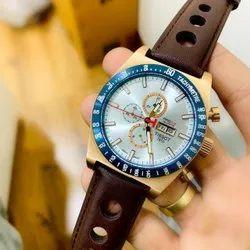 Analog Latest Tissot PRS 516 men's watch
