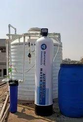 Blueshield automatic water Softner