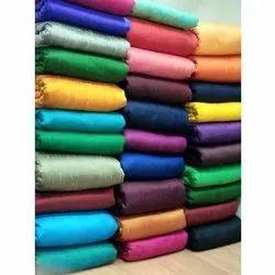 Plain Raw silk fabric s, For Garments