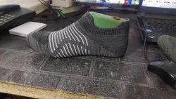 Sox shoe upper