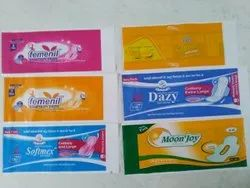 Packaging Pouch For Sanitary Pads