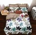 3d Printed Double Bedsheet With 2 Pillow Cover in Panipat