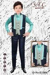 Kids Trendy Threepiece Suit, Size: 1-10