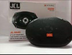 Black JCL Ablum Car Speaker