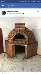 Fixed Pizza Oven