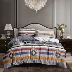 Glace Cotton double Bedsheet in Panipat