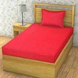 Hotel bedsheet plain cotton in Panipat