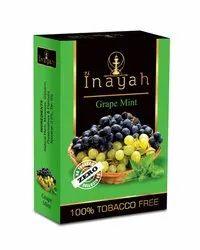El Inayah Shisha Flavors - Grape mint zero nicotine Flavour