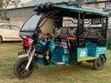 Battery Operated Vehicle Rickshaw