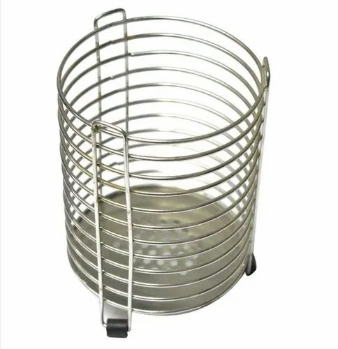 Stainless Steel Wire Spoon Stand