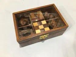 Puzzle Games Box