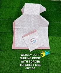 Cotton printed single Bedsheets in Panipat