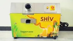 Electric Automatic Sugar Cane Juice Machine