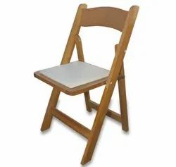 NOOR-E-HIND Wooden folding chair