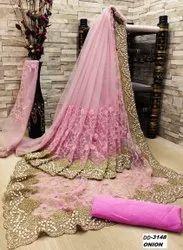 Designer Pearl Saree