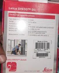 Leica Disto D1 Laser Distance Meter