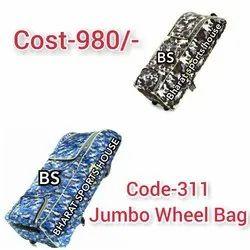 K/b Jumbo Wheel Bag Padding