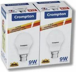 Cropmton Cool daylight Crompton 9w Led Bulb