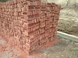Red Bricks JBF Coal Made Baghpat, Size: Approx 9*4*3