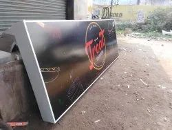 LED Printed Glow Sign Boards