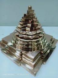 Copper Meru Shree Yantra Folding