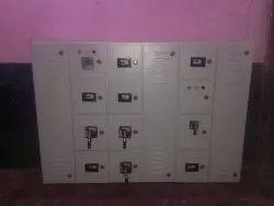 Power Distribution Panel, Operating Voltage: 415 V, IP55