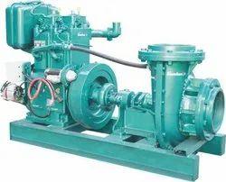 Power GENIUS 32 Hp Diesel Engine Water Pump, 140 HP & Above