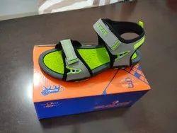 Men Casual Wear Glolite slipper, Size: 6-10
