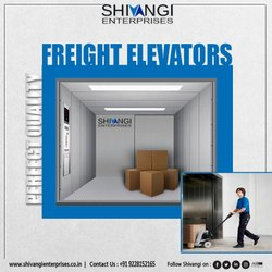 Freight And Goods Elevators
