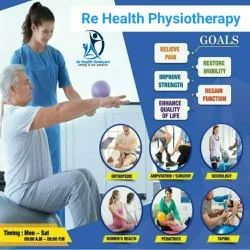 Exercise Therapy Neurological Physiotherapy in Kolkata Rehealth Physiotherapy