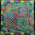 Kids Plastic Carrom Board