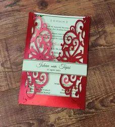 Luxury Wedding Invitations, 1 Leaflet