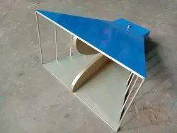 1至18ghz铝Al6063双脊喇叭天线,用于Emc测试测量